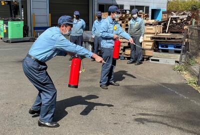 2021.防火訓練