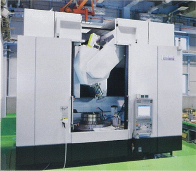 NVCH-12T 立形複合研削盤