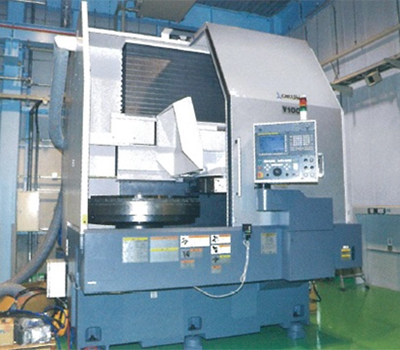 V100R 立形CNC旋盤