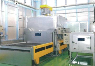 熱処理テンパー炉